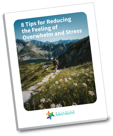 8 Tips to Reduce the Feeling of Overwhelm and Stress free PDF download